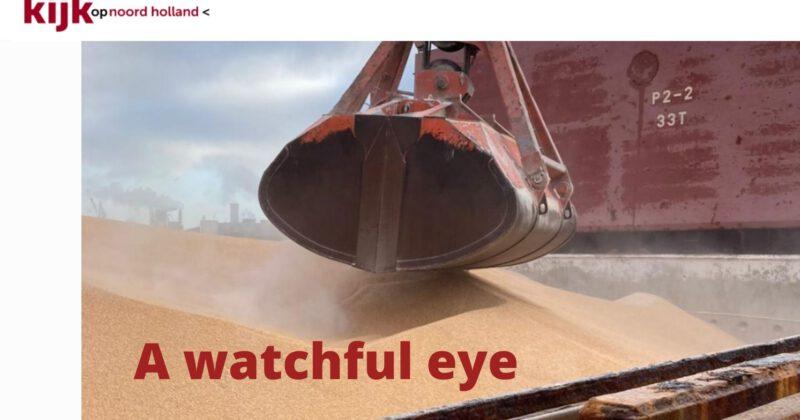 Artikel RVJ Cargo Inspections A watchful eye